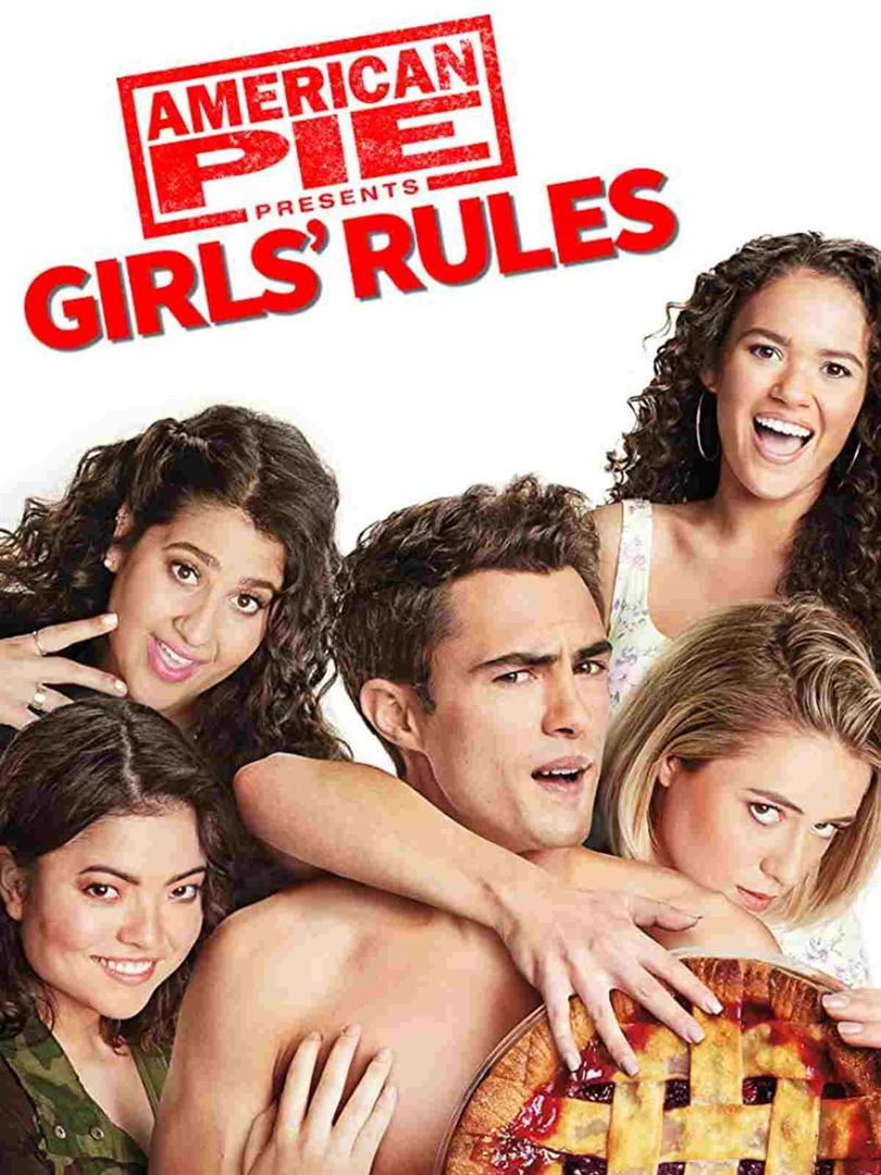 American Pie Presents Girls Rules смотреть онлайн