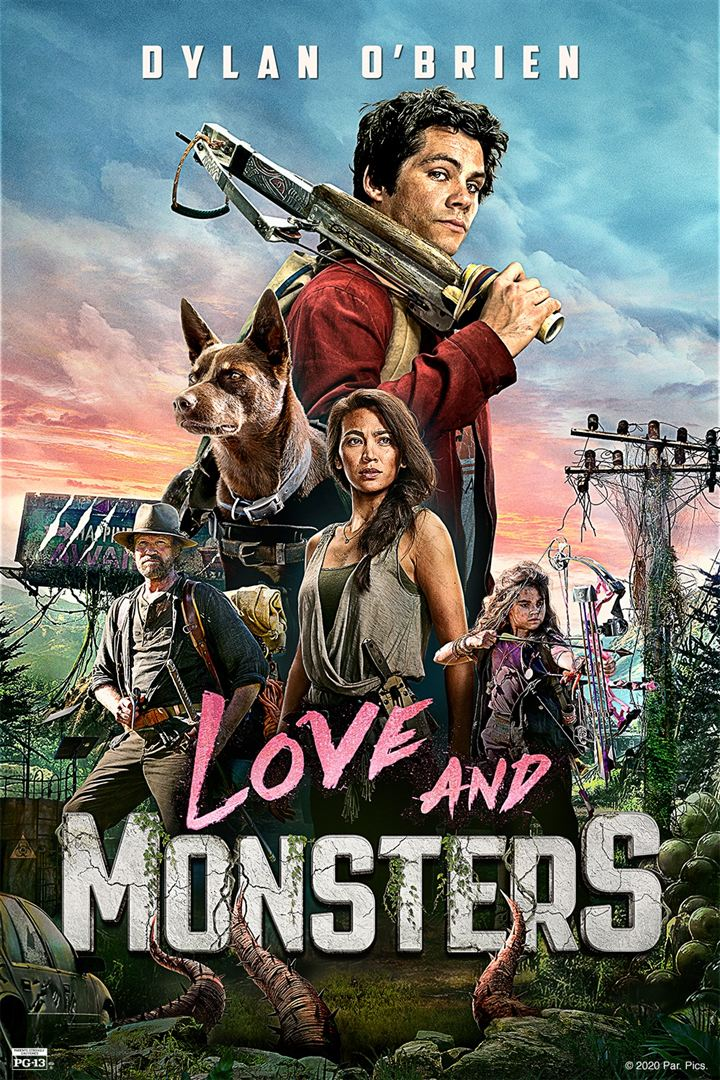 Love and Monsters (Problemas Monstruosos) смотреть онлайн