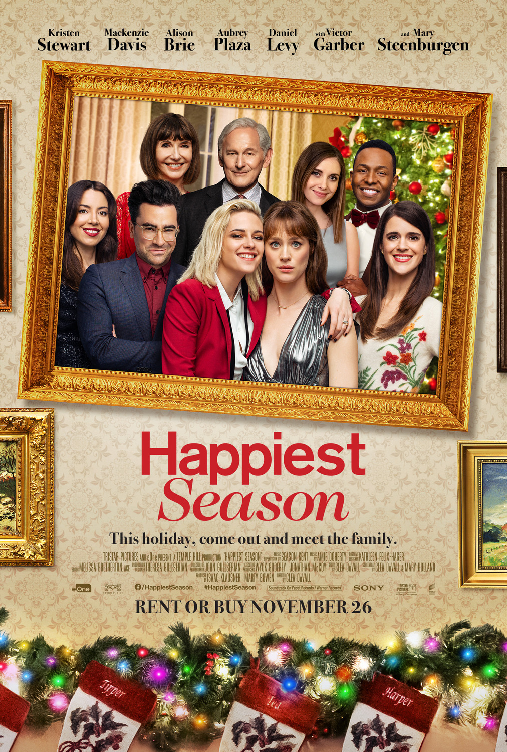 Happiest Season Assistir Filme