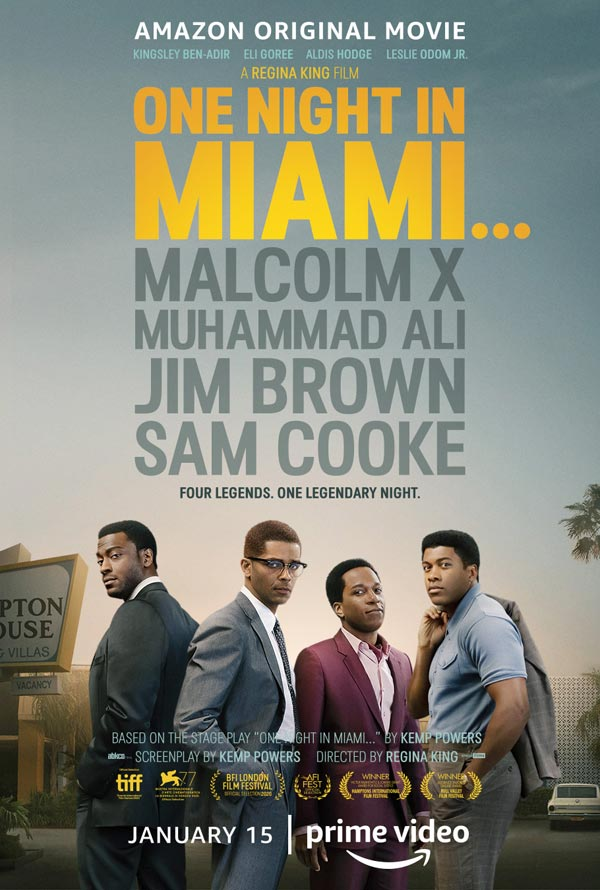 One Night in Miami Assistir Filme Online