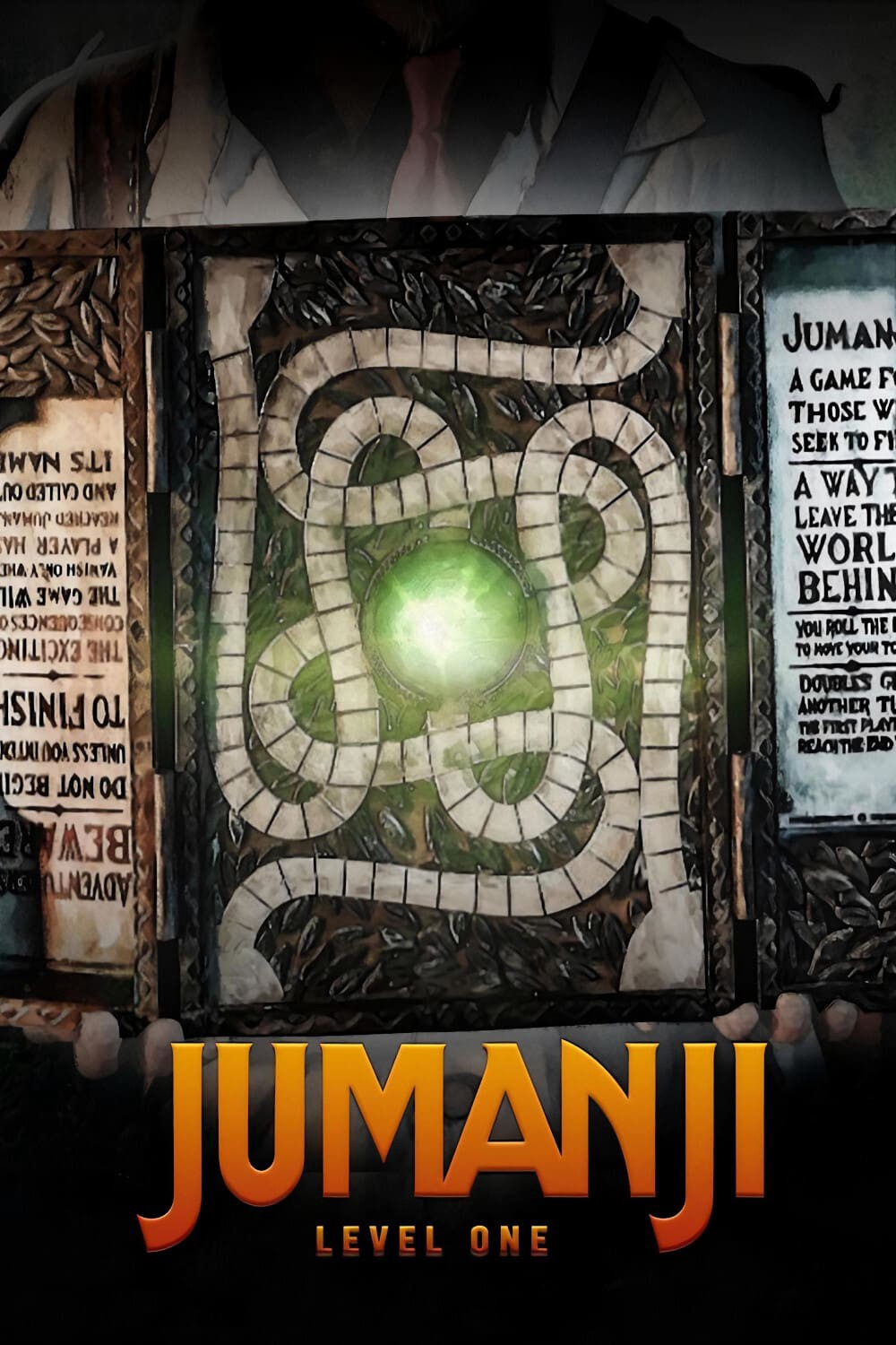 Jumanji Level One Assistir Filme