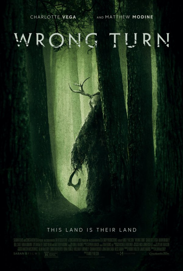 Wrong Turn Assistir Filme